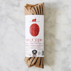 Red Bear Holy Cow Salami