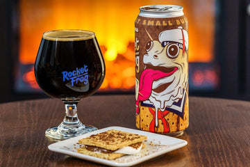 Rocket Frog Brewing S'mall Business Stout