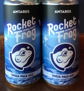 Rocket Frog Brewing Antares IPA