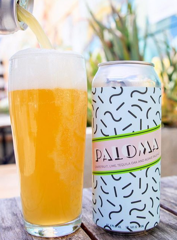 Temescal Brewing Paloma *Single Cans*