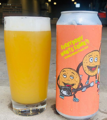 Hoof Hearted Everybody Wants Some (Citra) DIPA *Single Cans*