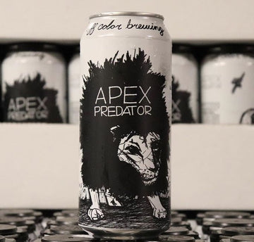 Off Color Apex Predator Saison