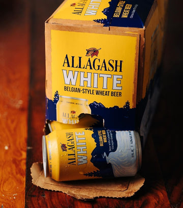 Allagash Brewing Allagash White *12 Packs*