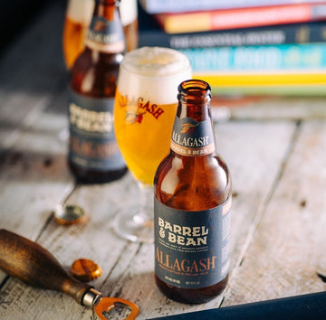 Allagash Brewing Barrel and Bean