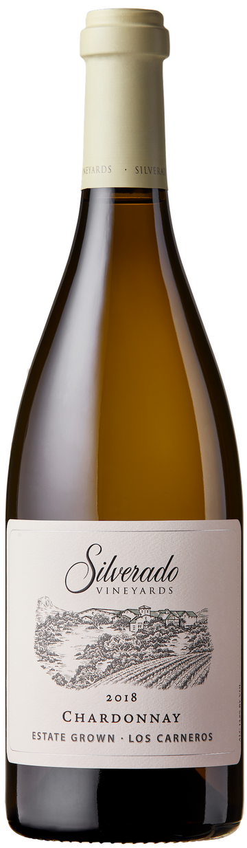 Silverado Vineyards Estate Grown Los Carneros Chardonnay 2018
