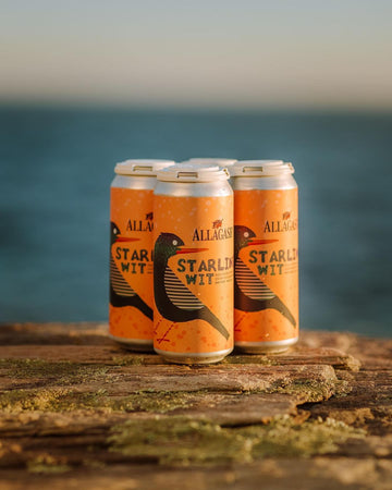 Allagash Brewing Starling Wit