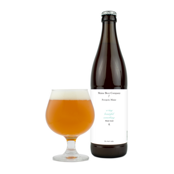 Maine Beer Co. a tiny beautiful something IPA *single bottles*