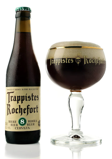 Trappistes Rochefort 8 *single bottles*