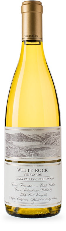White Rock Vineyards Napa Valley Chardonnay 2016