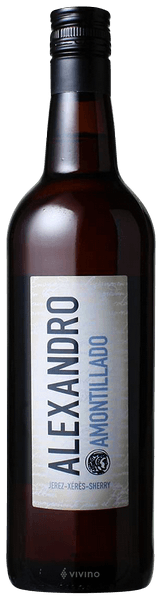 Alexandro Amontillado Sherry (375ml)