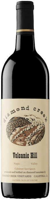 Diamond Creek Volcanic Hill Napa Valley Cabernet Sauvignon 2007