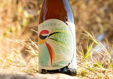 Jester King Brewery/Birrificio Italiano Agresto Farmhouse Ale