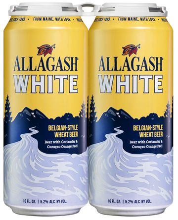 Allagash Brewing Allagash White