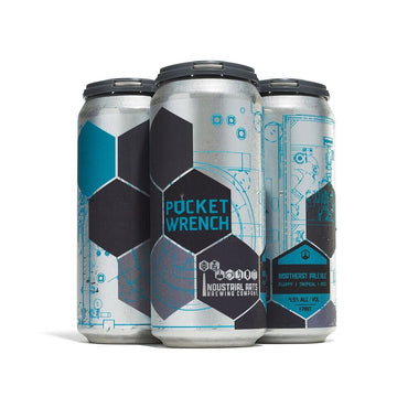 Industrial Arts Brewing Pocket Wrench