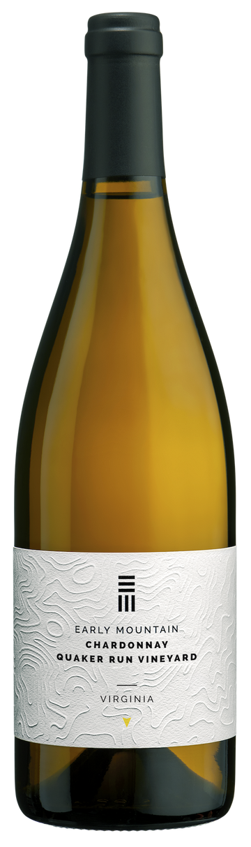 Early Mountain Quaker Run Vineyard Chardonnay 2018