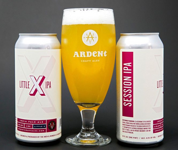 Ardent Little x IPA *Single Cans*