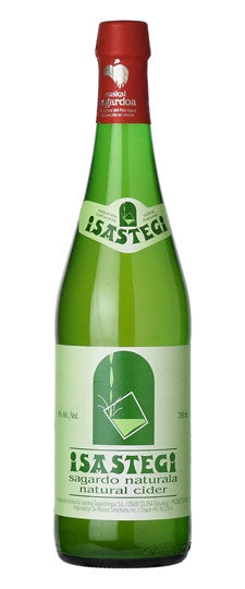 Isastegi Natural Cider *Single Bottle*