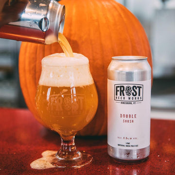 Frost Beer Works Double Shush Imperial IPA