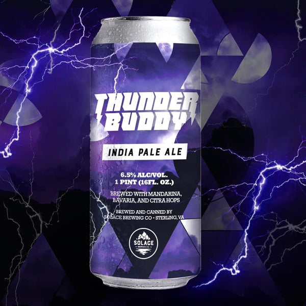 Solace Thunder Buddy IPA