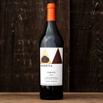 "Marietta Cellars ""Christo"" Red Blend 2017 (Email Sale)"