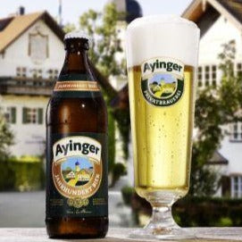 Ayinger Jahrhundert Lager Pints *Single Bottle*