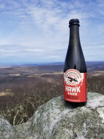 Hawk Knob Barrel Heritage Dry Hard Cider