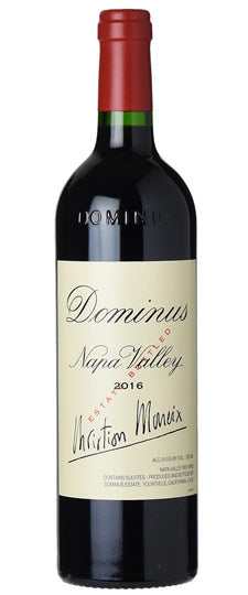 Dominus Napa Valley Red 2016