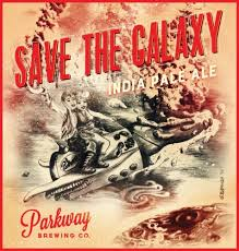 Parkway Save The Galaxy