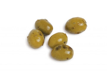 Green Olives with Herbs de Provence