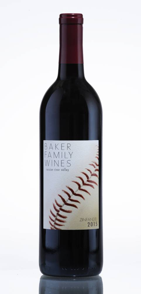 Baker Family Wines Russian River Valley Zinfandel 2015