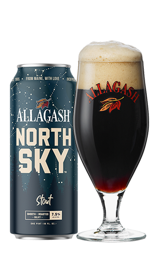 Allagash Brewing North Sky Stout *Single Can*
