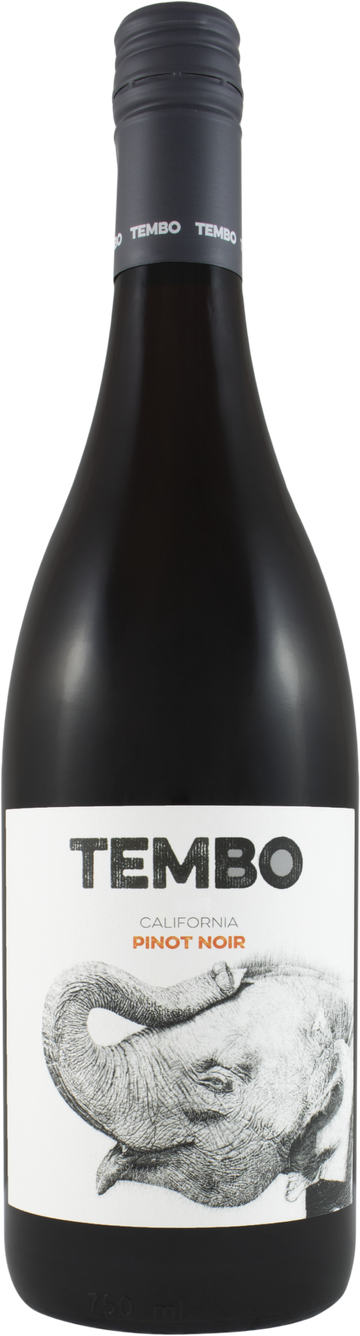 "Brack Mountain Wine Company ""Tembo"" California Pinot Noir 2019"