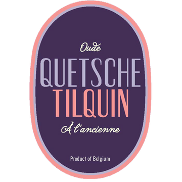Gueuzerie Tilquin Oude Quetsche 750 ML *single bottles*