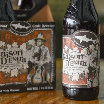 Dogfish Head Raison D'Extra 2019 *single bottle*