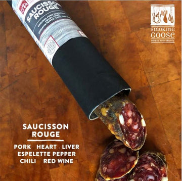 Saucisson Rouge - Smoking Goose Meatery