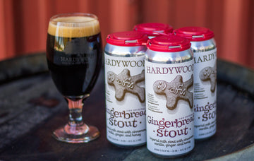 Hardywood Gingerbread Stout *Single Cans*