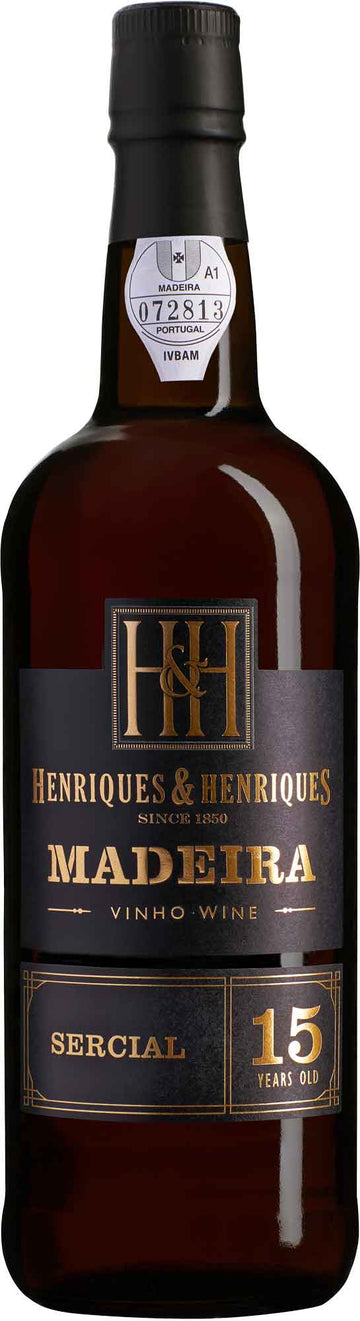 Henriques & Henriques Madeira Sercial 15 Years Old