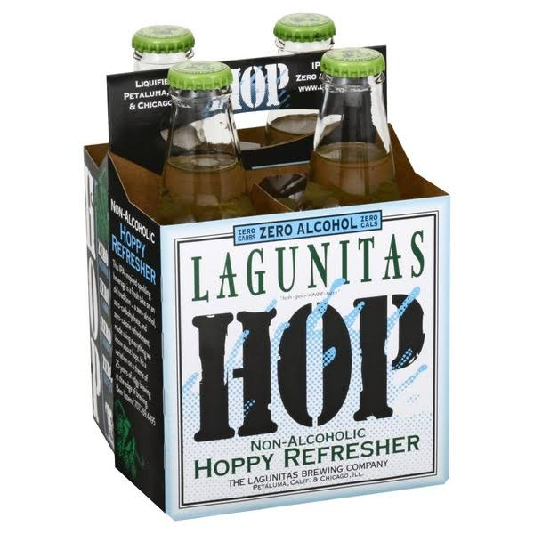 Lagunitas Non Alcoholic Hoppy Refresher