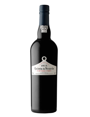 Symington's 2015 Quinta do Vesuvio Vintage Porto