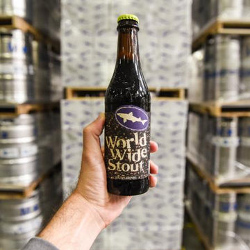 Dogfish Head World Wide Stout 2016 *single bottle*