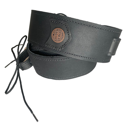 Copperpeace Homerun Banjo Strap in Black