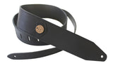 Homerun Guitar Strap // Black