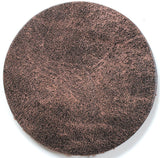 Weathered Leather Coasters