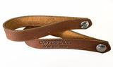 Leather Acoustic Guitar Strap Loop