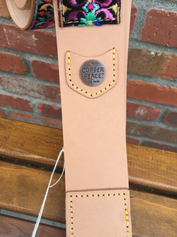 Miishka Slider Guitar Strap - One of a Kind