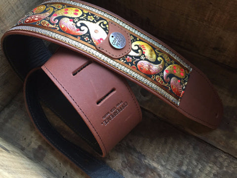 Copperpeace LOVE Guitar Strap