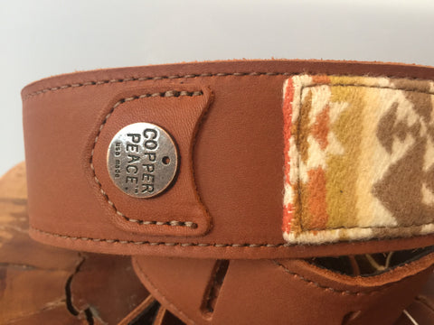 Pendleton Wool and Leather Banjo Strap Limited Edition