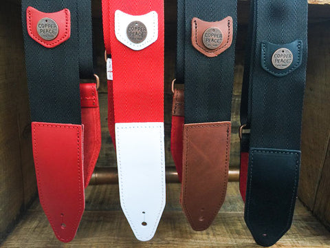 IMAGINE Seatbelt Guitar Strap - buy one, give one