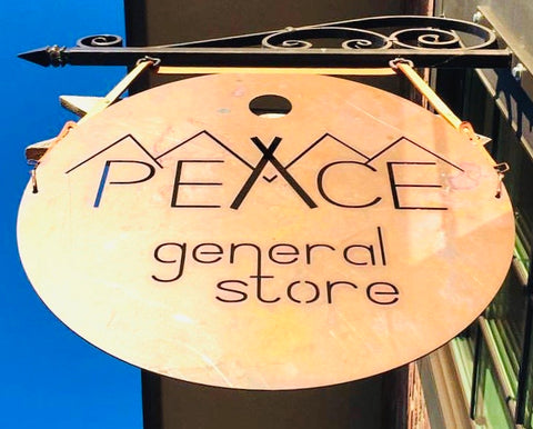 Peace General // Copperpeace Gift Card