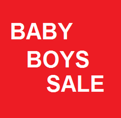 Baby Boy 0-2 Years SALE
